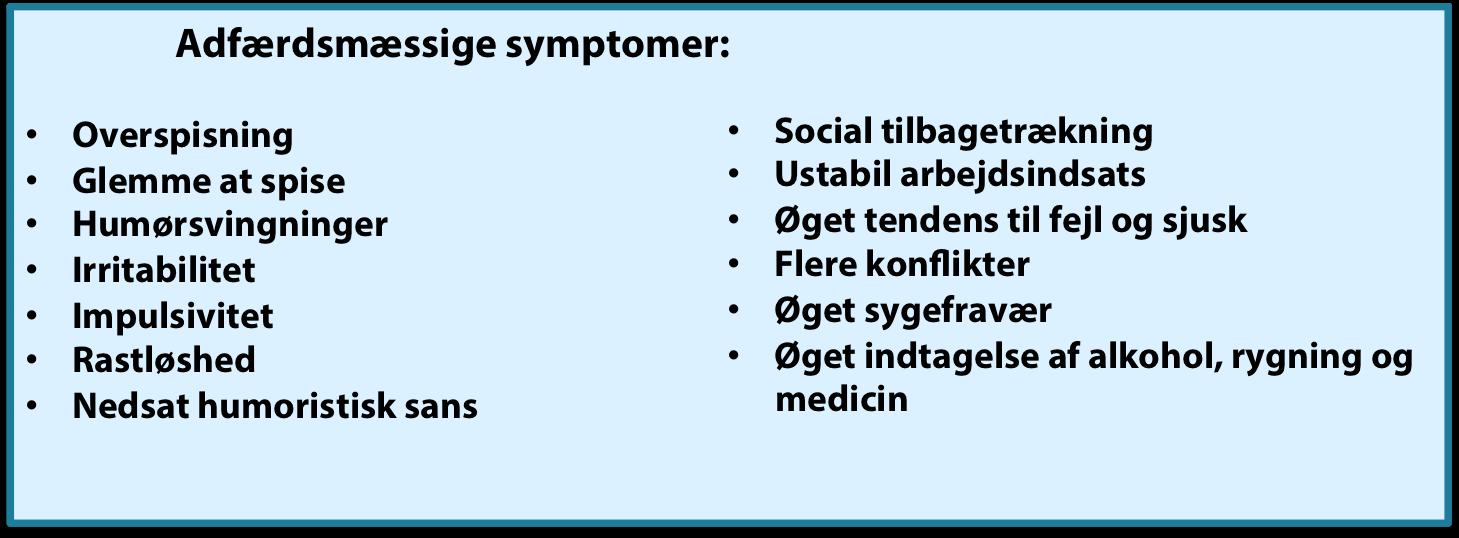 adfaerdsmaessige-stress symptomer