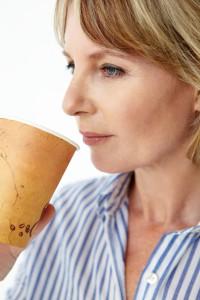 kvinde-kaffepause
